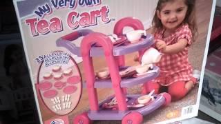 14000 Сервировочный столик с посудой American Plastic Toys(купить 14000 Сервировочный столик с посудой для чаепития American Plastic Toys в магазине 1000 игрушек с доставкой http://1000i..., 2012-10-30T16:41:39.000Z)