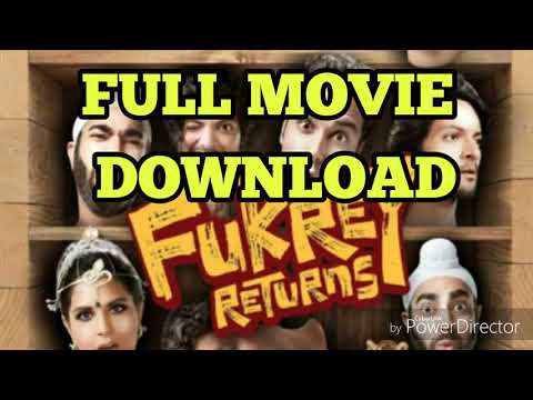 FUKREY RETURN FULL MOVIE DOWNLOAD HD