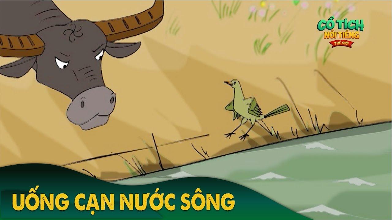 UỐNG CẠN NƯỚC SÔNG | Chuyen Co Tich | Truyện Cổ Tích Việt Nam | Phim Hoạt Hình Hay Nhất 2019