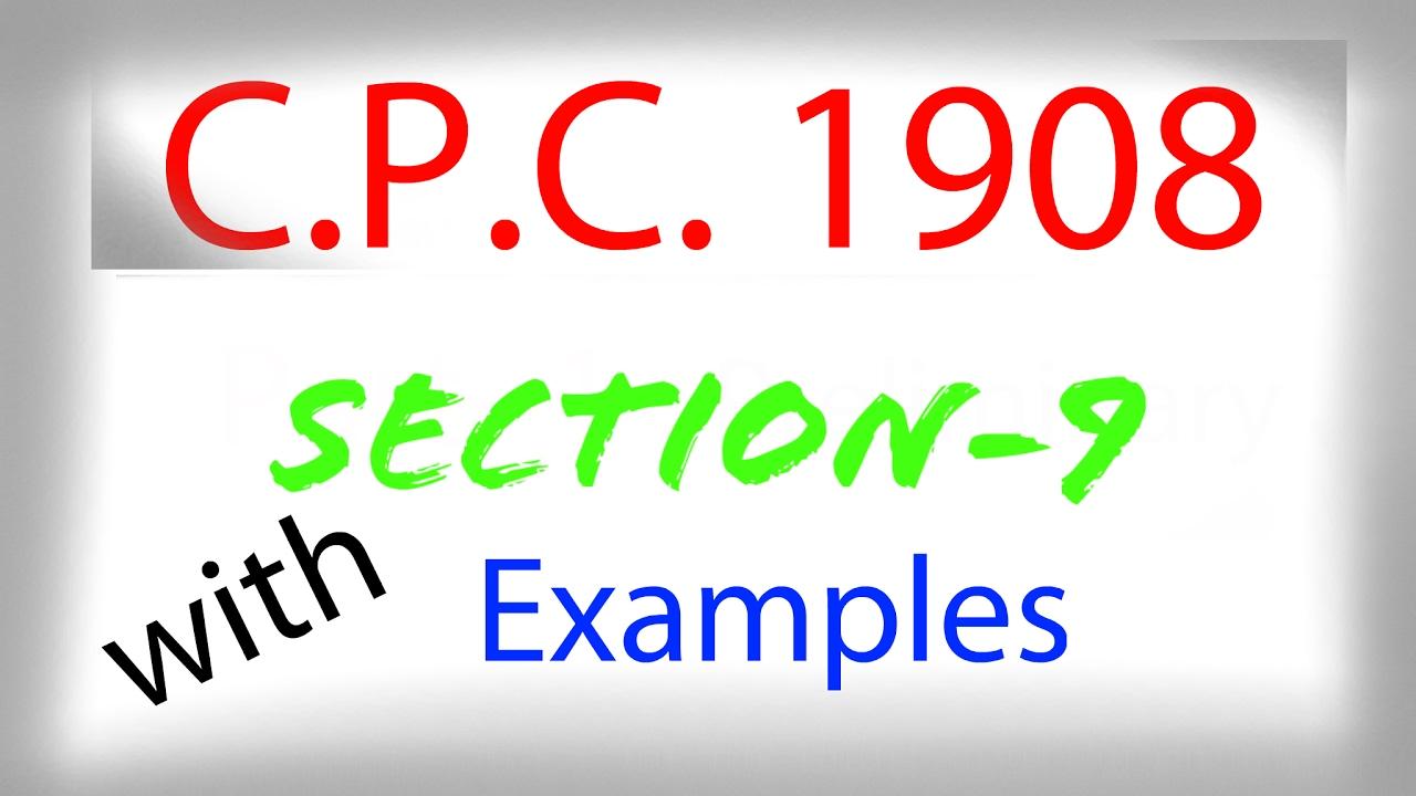 Code Of Civil Procedure 1908 Pdf In Hindi