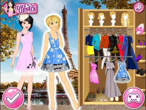 Мультик игра Путешествие принцесс Дисней (Disney Summer Eurotrip)