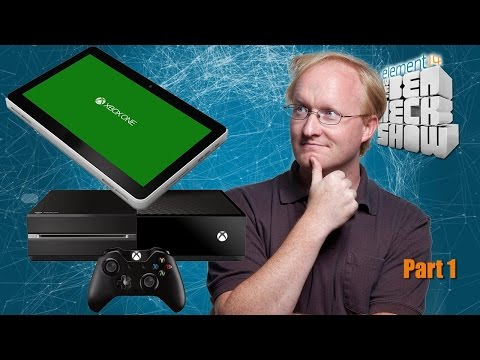 Из приставки Xbox One S сделали игровой ноутбук