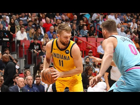 Indiana Pacers Highlights Vs. Miami Heat | December 27, 2019