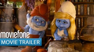 'The Smurfs 2' Trailer | Moviefone