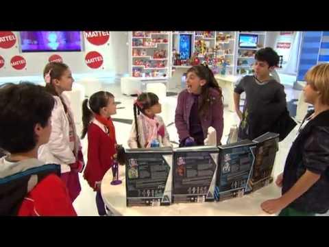 Una Aventura con Mattel Capítulo 5: Monster High