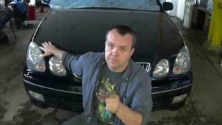 видео Как отполировать фары на автомобиле?