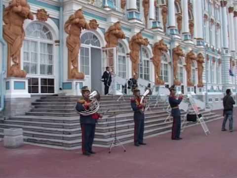 TJ Travel Tour - Part Seven - Pushkin, Catherine Palace, Amber Room