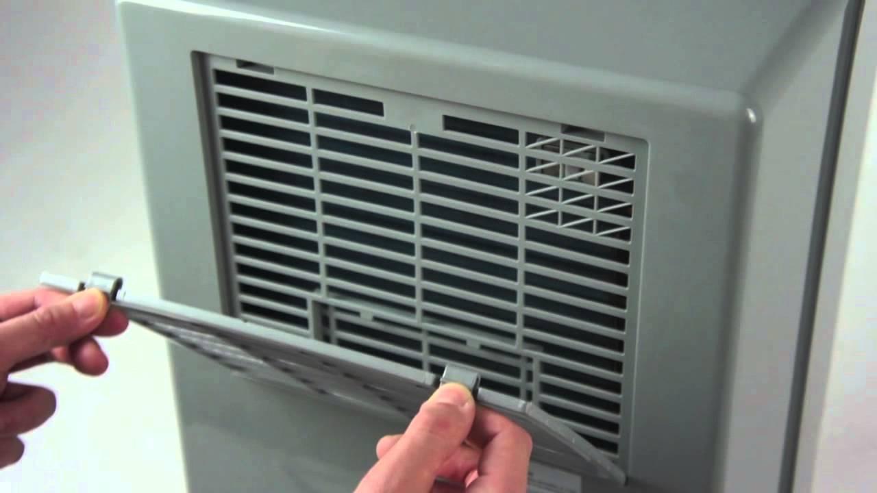 Soleus Air Dehumidifier Instructional Video - 30/45/70 Pint
