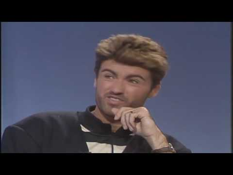 George Michael  Full Interview HD! 1987 Faith