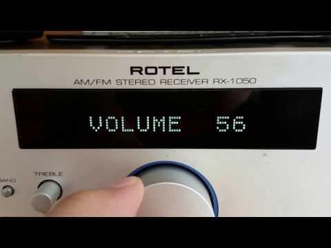 Rotel RX-1050