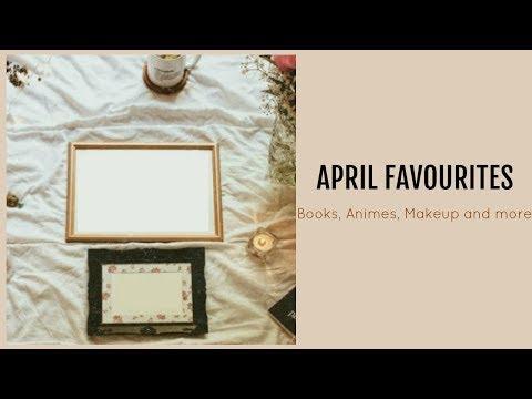 April  montly favorites nº1