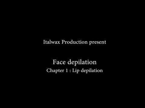 Waxen & Ontharen - 'gezicht' - Warme Film Wax - 'Italwax'