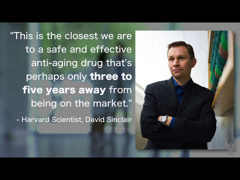 Age Reversal Breakthrough: The Cure for Aging Is Coming