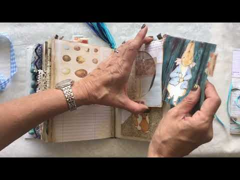 Peter Rabbit Journal