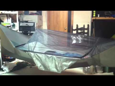 diy bridge hammock   youtube  rh   youtube