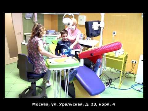 Будни Детской стоматологической клиники Маркушка   доктор Ольга Азмукаева
