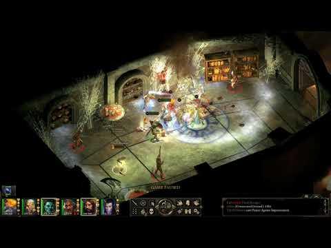 Pillars of Eternity Evil Playthrough in Hard (HD) - Tanoss |