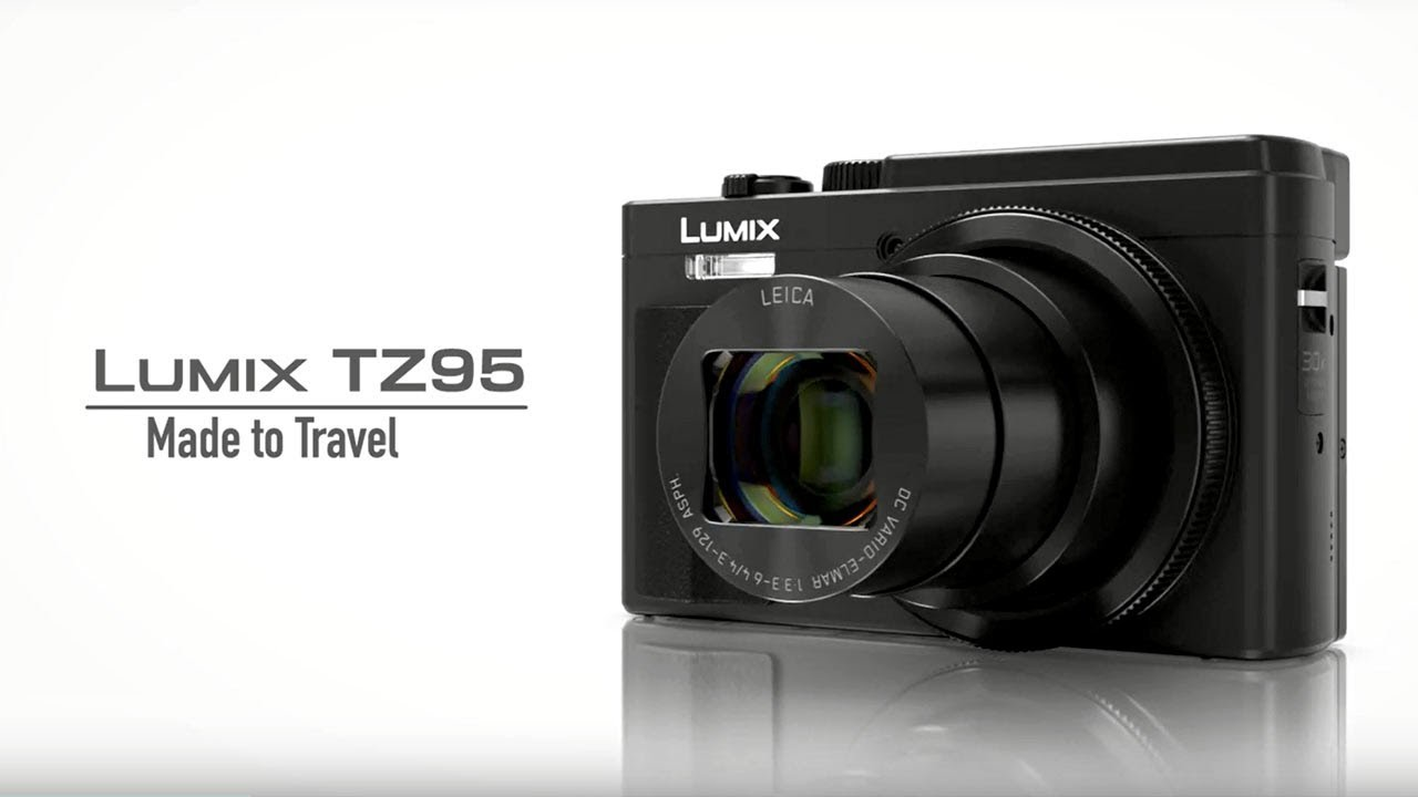 Product Features | LUMIX TZ95 20 3MP Travel Zoom Camera