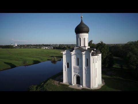 "Авторский фильм ""Андрей Боголюбский"" Film about the Church of the Intercession on the River Nerl"