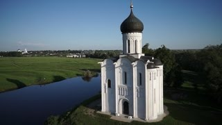 "Авторский фильм ""Андрей Боголюбский"" Film about the Church of the Intercession on the River Nerl"