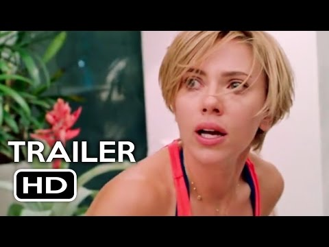Rough Night Red Band Trailer #1 (2017) Scarlett Johansson Comedy Movie HD