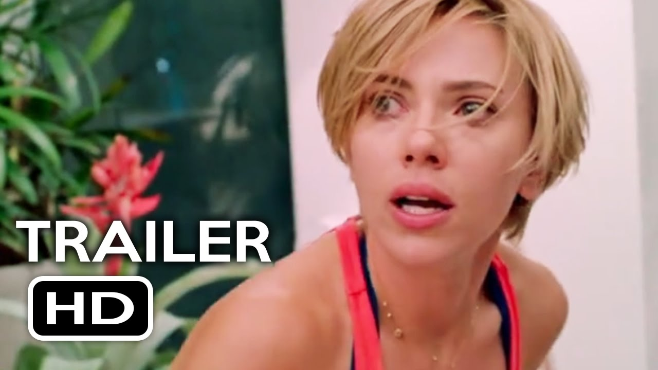 Rough Night Red Band Trailer 1 2017 Scarlett Johansson Comedy Movie Hd Youtube