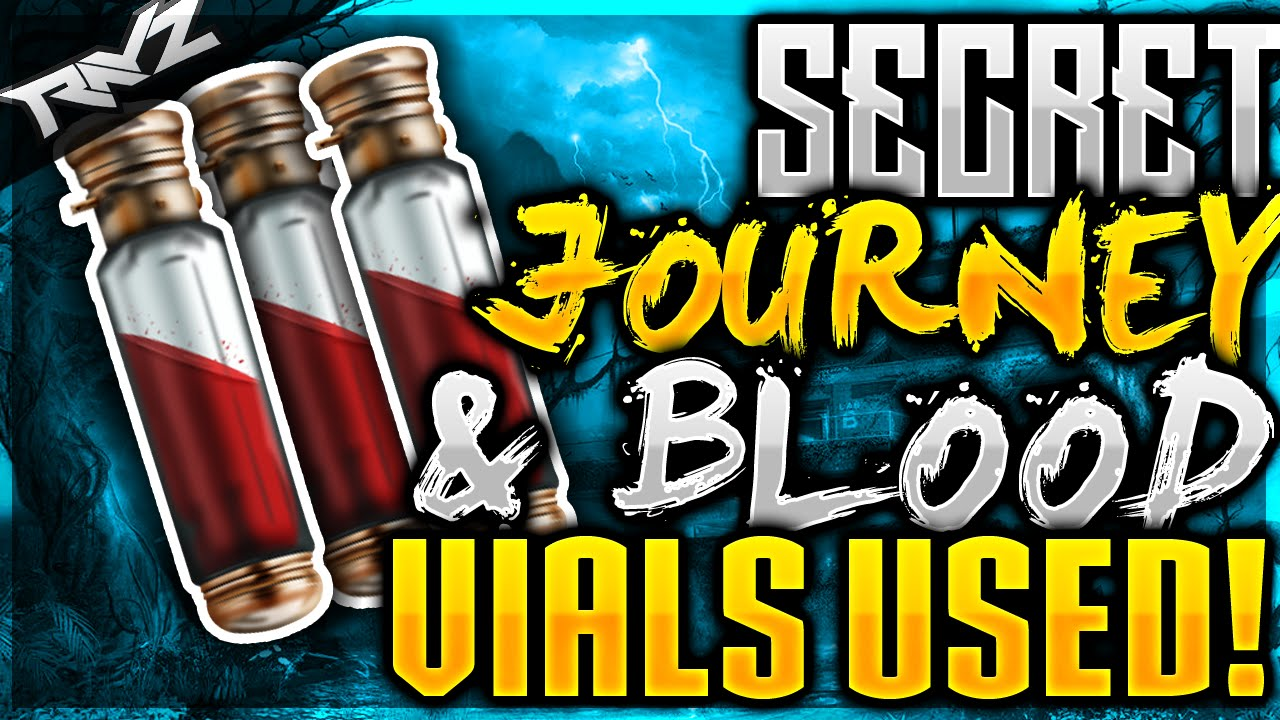 BLACK OPS 3 ZOMBIES - RICHTOFEN USED THE VIALS OF BLOOD! SECRET JOURNEY  AFTER ZETSUBOU NO SHIMA EE! - YouTube
