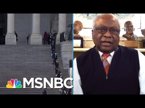 Rep. Clyburn: Biden Took Steps To Restore 'Goodness So That We Can Maintain Our Greatness' | MSNBC