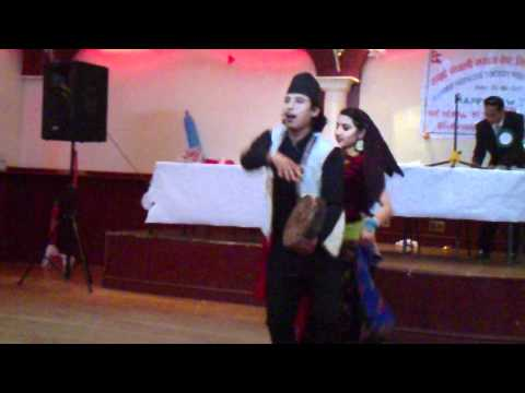 tamang selo dance by superdancer
