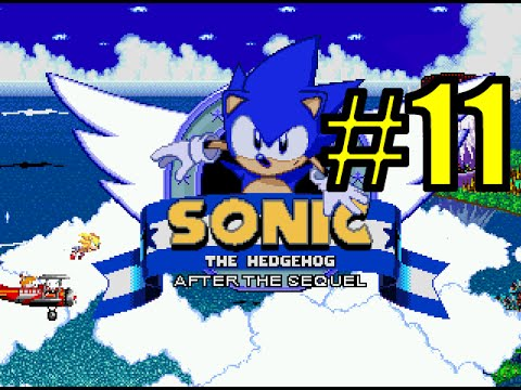 Sonic: After The Sequel: Foliage Furnace Act 2 - YouTube