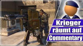Krieger räumt auf | 50 Kills auf Breach | Commentary | Bl-Ops 3