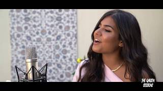 """Nathalie Saba-Layla (Mohamed Mounir cover) from """"The Garden Sessions"""" . ناتالي سابا - ليلى"""