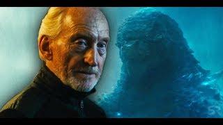 Charles Dance Discusses 'GODZILLA', Michael Dougherty Talks Suitmation