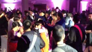 The Dhol Foundation do The Wedding Entrance of the Year!
