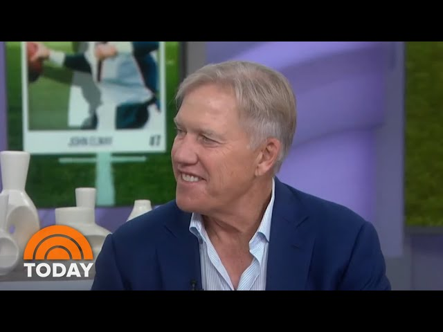 John Elway Opens Up About His Debilitating Hand Disorder | TODAY