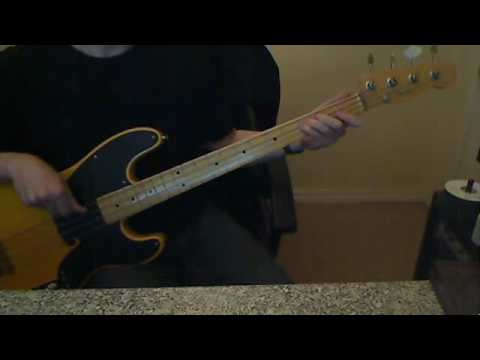 Bass Test - Fender CIJ 51 RI Precision - Jam with dimsunk