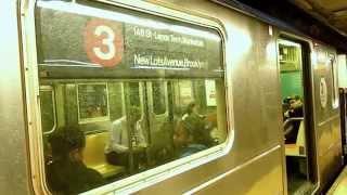 IRT Eastern Parkway Line - Nevins Street