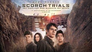 Maze Runner: The Scorch Trials - HD Trailer - 2015
