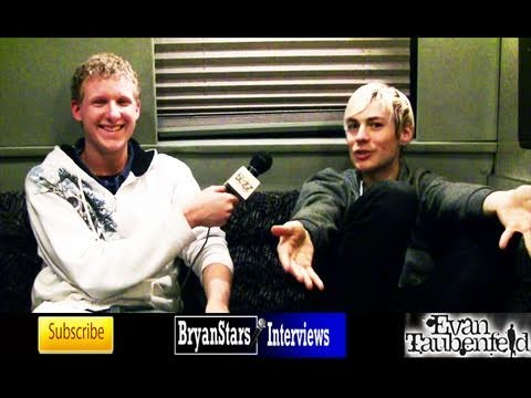 Evan Taubenfeld Interview Avril Lavigne 2010