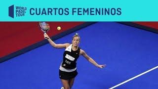 Resumen Cuartos de Final Femeninos (primer turno) Vigo Open | World Padel Tour