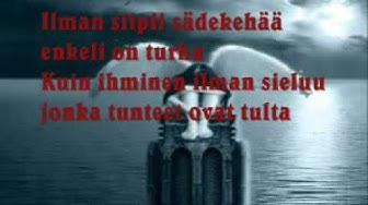 Mc Mane - Langennut enkeli feat. Piilovoima (Lyrics)