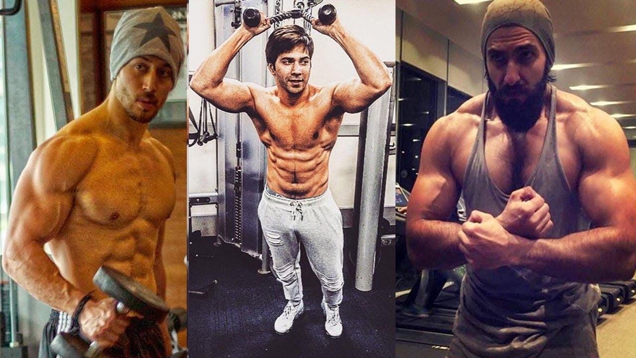 Bollywood Celebs Gym Bodybuilding Workout Videos - Salman ...