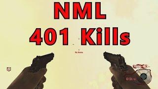 No Mans Land 401 kills (xbox) bo1 zombies