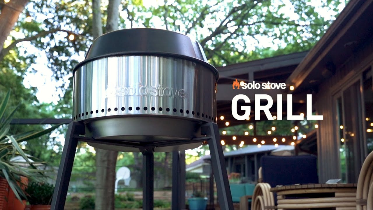 Grilling, Reinvented with the Solo Stove Grill