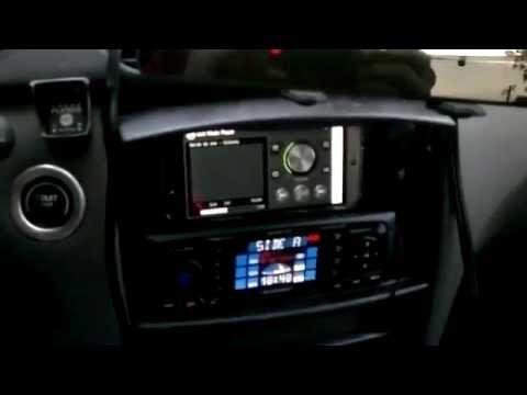 Autoradio Blaupunt Madrid C70 + AUX adapter kaseta