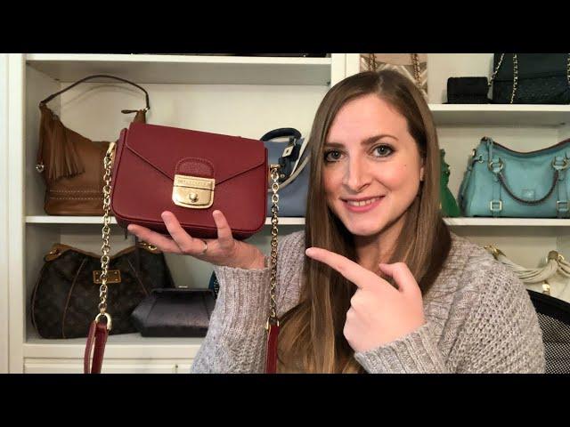 *REVIEW* Longchamp Heritage Crossbody - YouTube