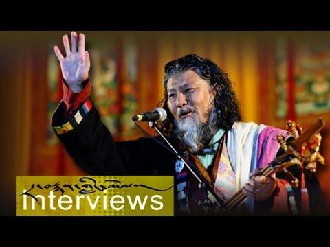 VOA Tibetan Interviews:Loten Namling, Musician Activist