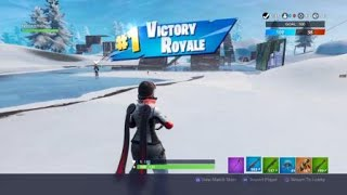 Fortnite This was an ICE game.