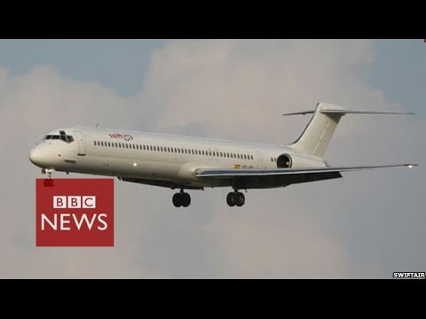 Algeria plane missing on Sahara route from Burkina Faso - BBC News
