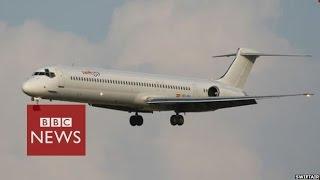 Algeria plane missing on Sahara route from Burkina Faso - BBC News